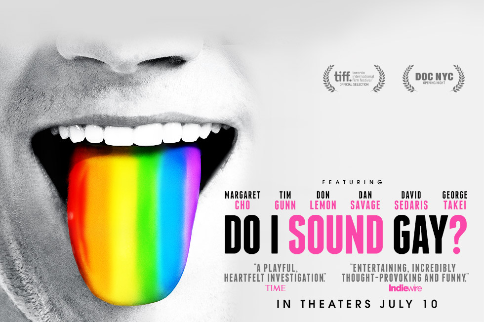 """Do I sound gay?"", documentario sulla ""voce da gay"""