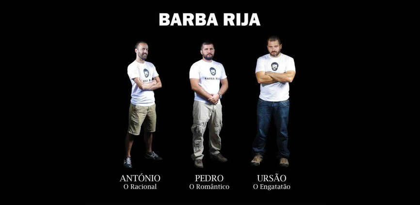 Barba Rija, la serie web sugli orsi di Lisbona