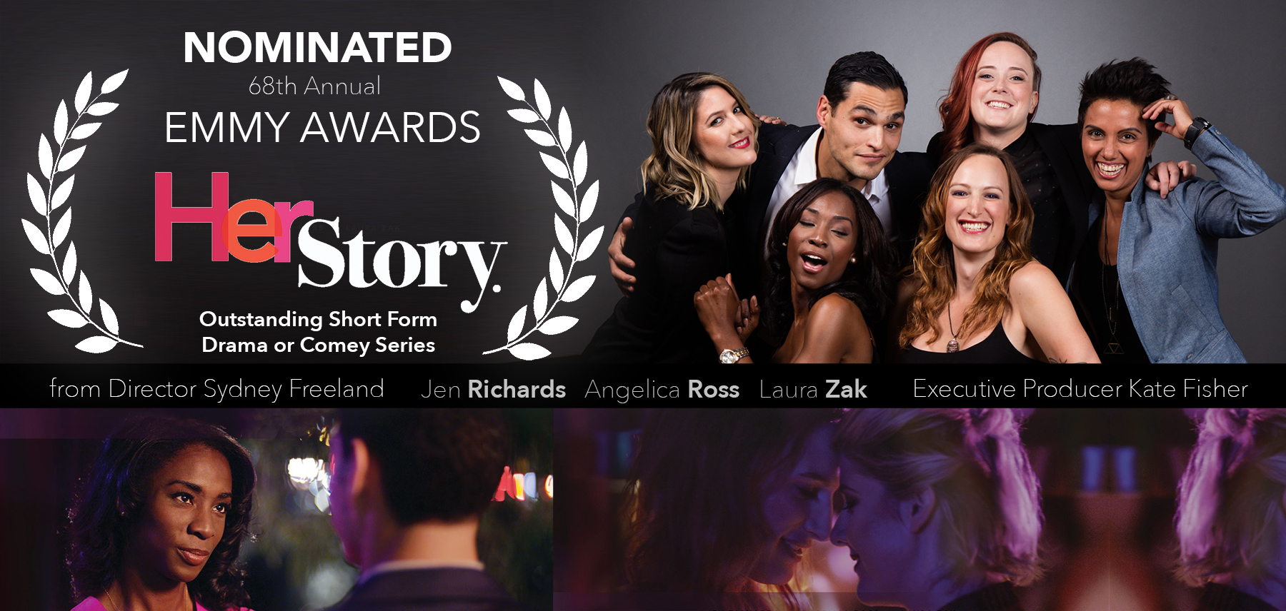 Her Story, web series a tematica transessuale, ha ricevuto una nomination agli Emmy